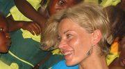 Małgorzata Foremniak w Sierra Leone