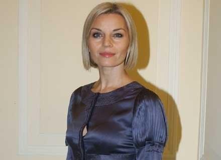 Małgorzata Foremniak wystąpi na pokazie mody. /MWMedia