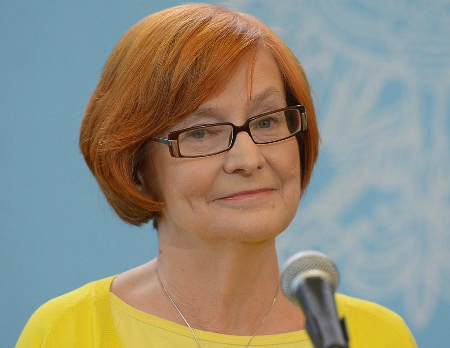 Małgorzata Fuszara /PAP/Radek Pietruszka    /PAP