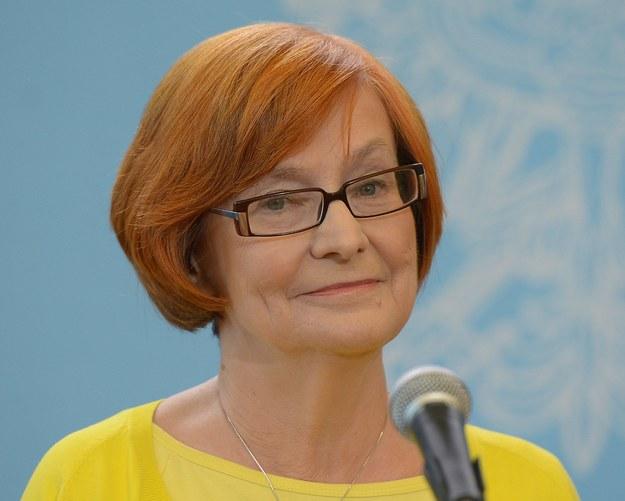 Małgorzata Fuszara /Radek Pietruszka /PAP