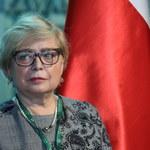 Małgorzata Gersdorf o nominacji dla Kamila Zaradkiewicza: Jest nieważna, tylko na chwilę