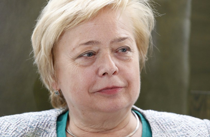Małgorzata Gersdorf /Stefan Maszewski /Reporter