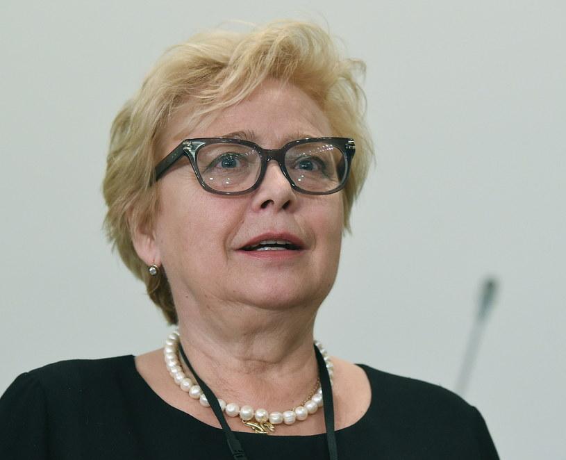 Małgorzata Gersdorf /Radek Pietruszka /PAP