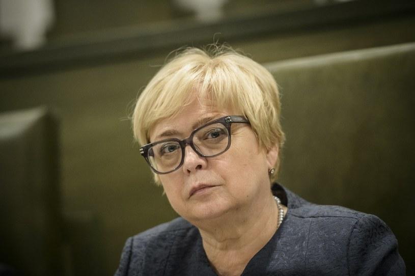 Małgorzata Gersdorf /Jacek Domiński /East News