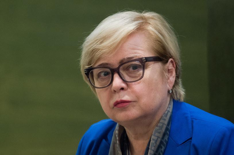 Małgorzata Gersdorf /Jacek Domiński /Reporter