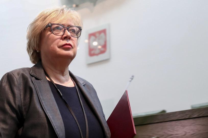 Małgorzata Gersdorf /Andrzej Iwańczuk /Reporter