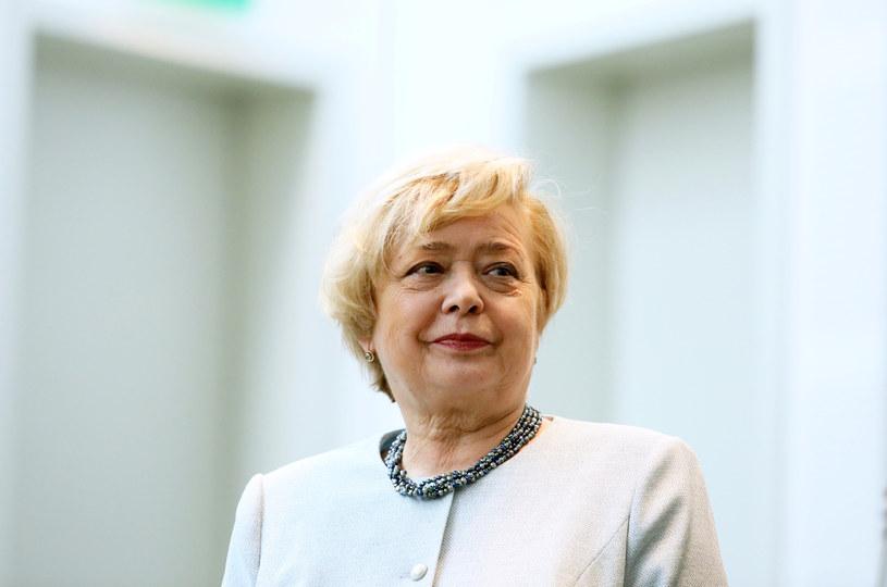 Małgorzata Gersdorf /Piotr Molecki /East News