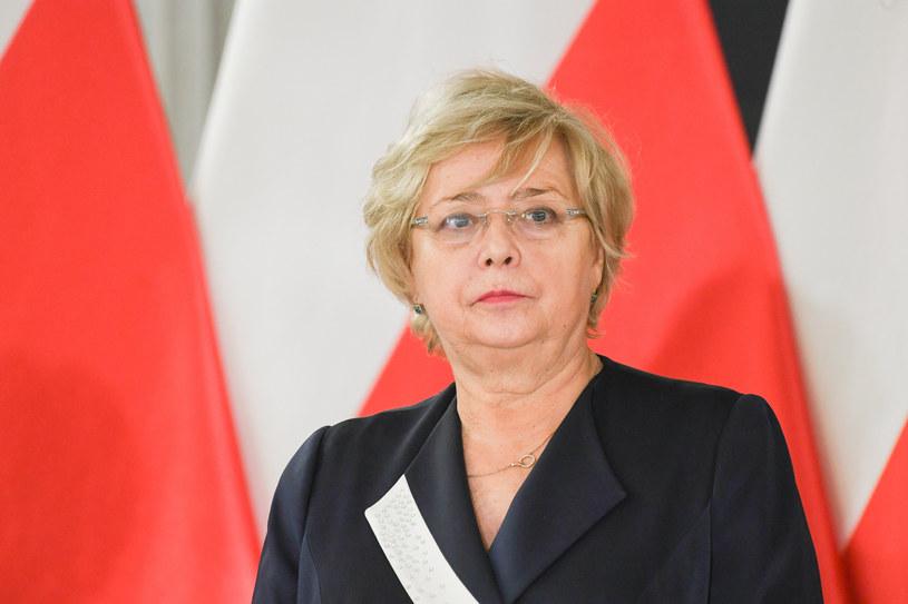 Małgorzata Gersdorf /Jacek Dominski/ /Reporter
