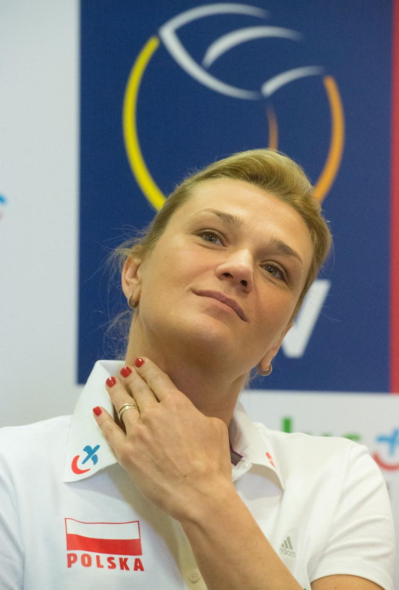 Małgorzata Glinka-Mogentale /Fot. Grzegorz Michałowski /PAP