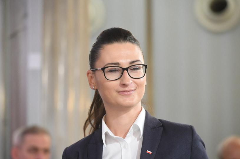 Małgorzata Golińska /Jacek Domiński /Reporter