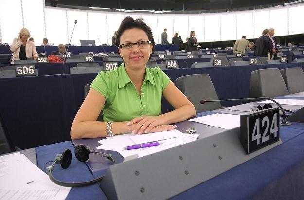 Małgorzata Handzlik, 2009 rok. Fot. B. Krupa /East News