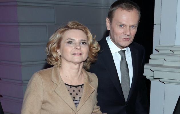 Małgorzata i Donald Tuskowie /Wrzecion /MWMedia