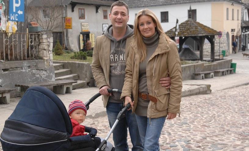 Małgorzata i Jacek byli niegdyś małżeństwem. Mają dwoje dzieci /Radosław Nawrocki /Agencja FORUM