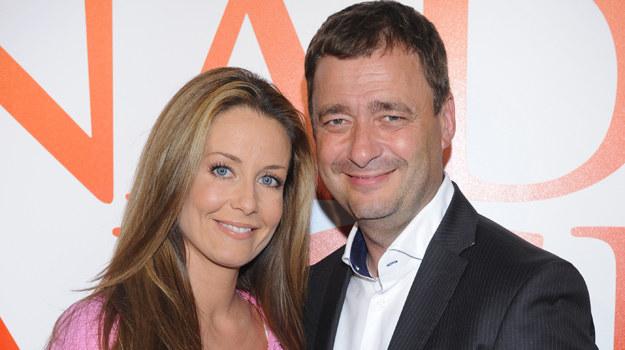 Małgorzata i Jacek Rozenkowie /  /MWMedia