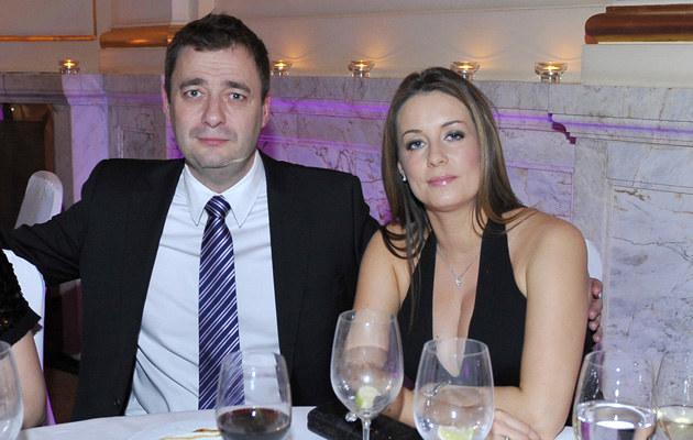 Małgorzata i Jacek Rozenkowie /Jacek Kurnikowski /AKPA