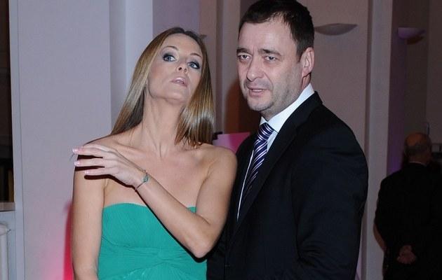 Małgorzata i Jacek Rozenkowie /Szilagyi /MWMedia