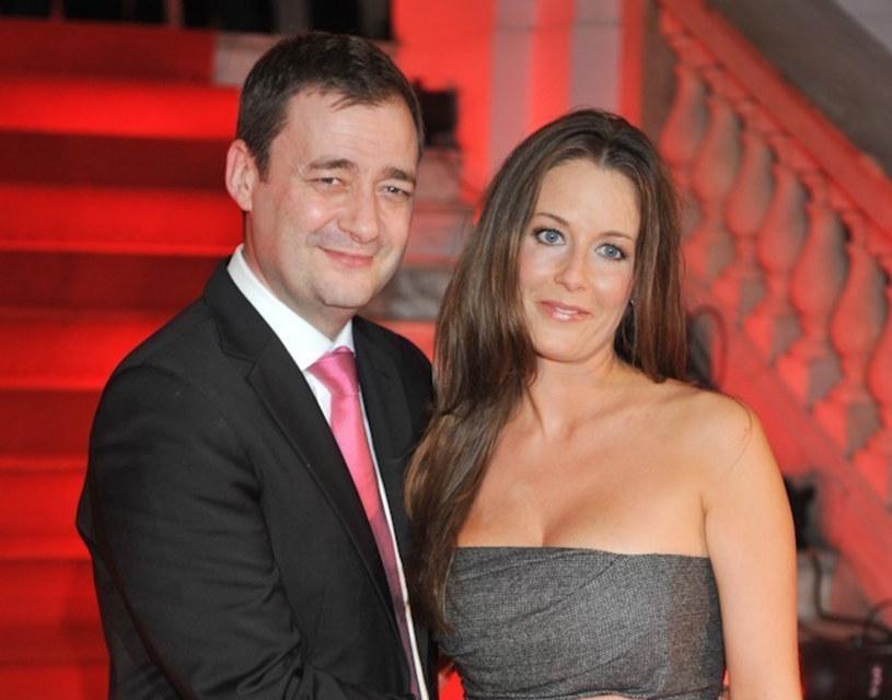 Małgorzata i Jacek Rozenkowie /Piotr Fotek/REPORTER /East News