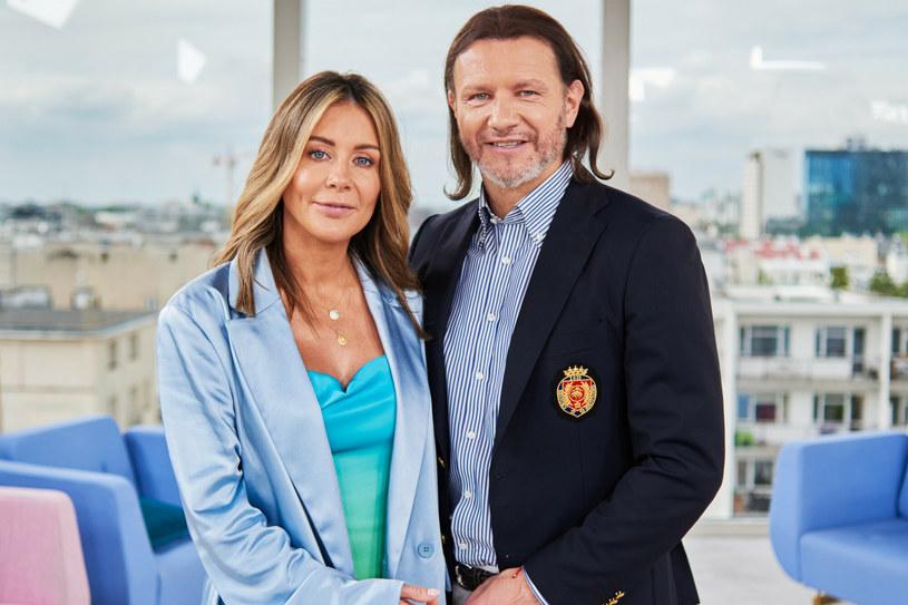 Małgorzata i Radosław Majdanowie będą wkrótce świętować piątą rocznicę ślubu /Tomasz Urbanek /East News
