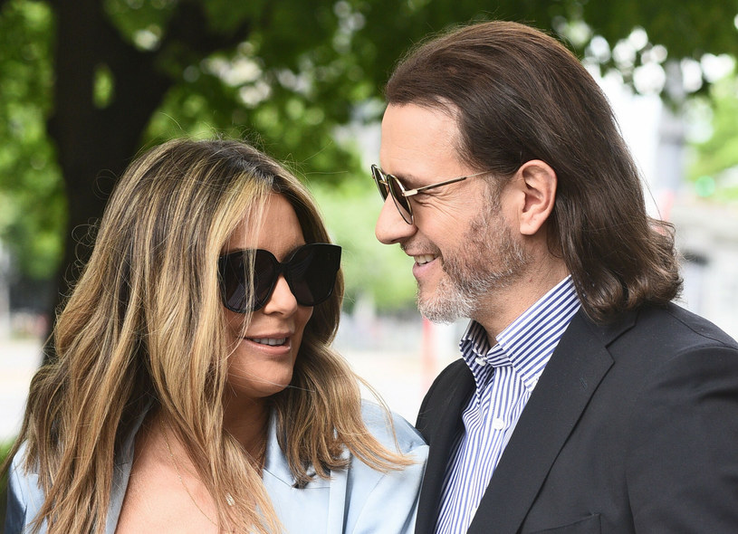 Małgorzata i Radosław Majdanowie wypoczywają aktualnie na wakacjach, na które udali się kamperem /VIPHOTO /East News