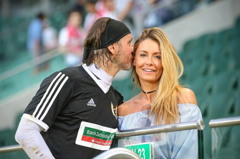Małgorzata i Radosław Majdanowie /Kamil Piklikieiwcz /East News