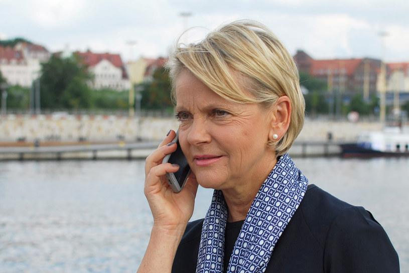 Małgorzata Jacyna-Witt, radna PiS /Dariusz Gorajski / FORUM /Agencja FORUM