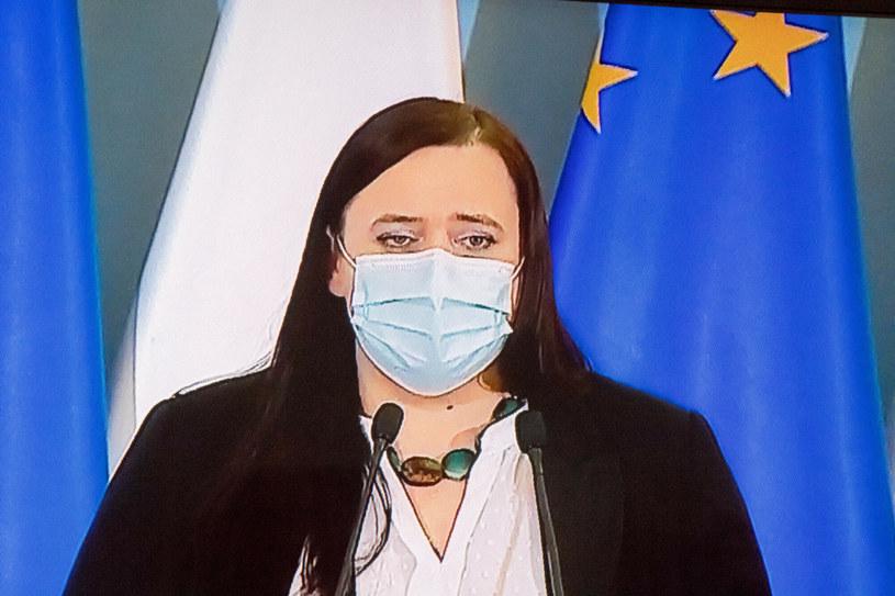 Małgorzata Jarosińska-Jedynak /Fot. Wojciech Strozyk /Reporter