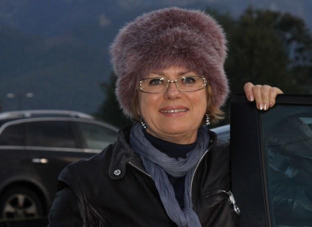 Małgorzata Kalicińska wierzy, że na miłość nigdy nie jest za późno/fot. W. Podruczny, archiwum M. K. /