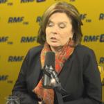 Małgorzata Kidawa-Błońska: Będziemy chcieli wygrać te wybory
