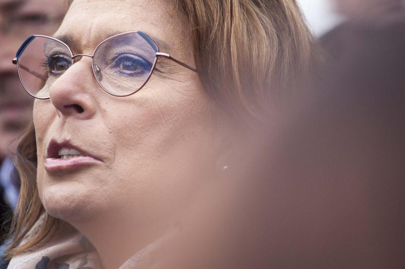 Małgorzata Kidawa-Błońska ma rywala /Maciej Luczniewski /Reporter