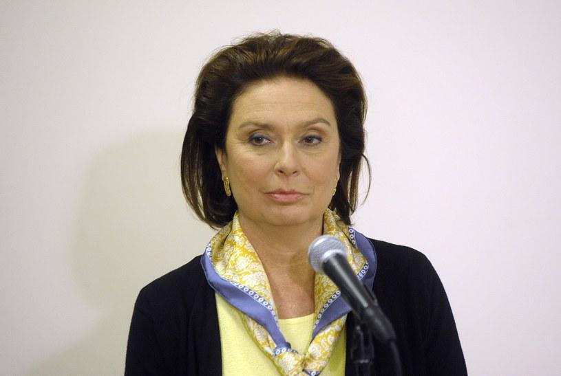 Małgorzata Kidawa-Błońska ma zastąpić Radosława Sikorskiego na stanowisku marszałka Sejmu /Wojciech Stróżyk /Reporter