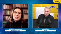 Małgorzata Kidawa-Błońska o proteście mediów: Wczorajszy dzień był dla nas bardzo trudny