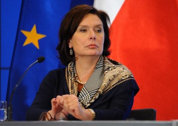 """Małgorzata Kidawa-Błońska: Specjalne służby powinny zbadać rewelacje """"Gazety Wyborczej"""" /Mateusz Jagielski /East News"""