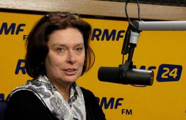 Małgorzata Kidawa-Błońska /RMF