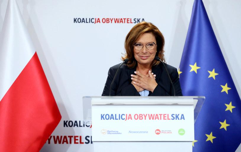 Małgorzata Kidawa-Błońska / Jakub Kamiński    /East News