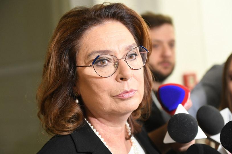 Małgorzata Kidawa-Błońska /Jacek Dominski/ /Reporter