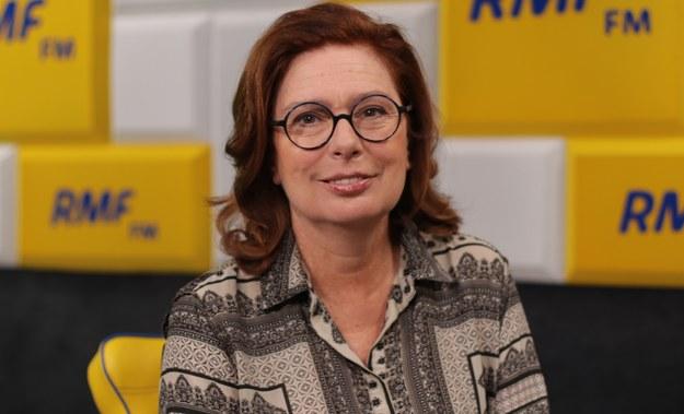 Małgorzata Kidawa-Błońska /Karolina Bereza /RMF FM
