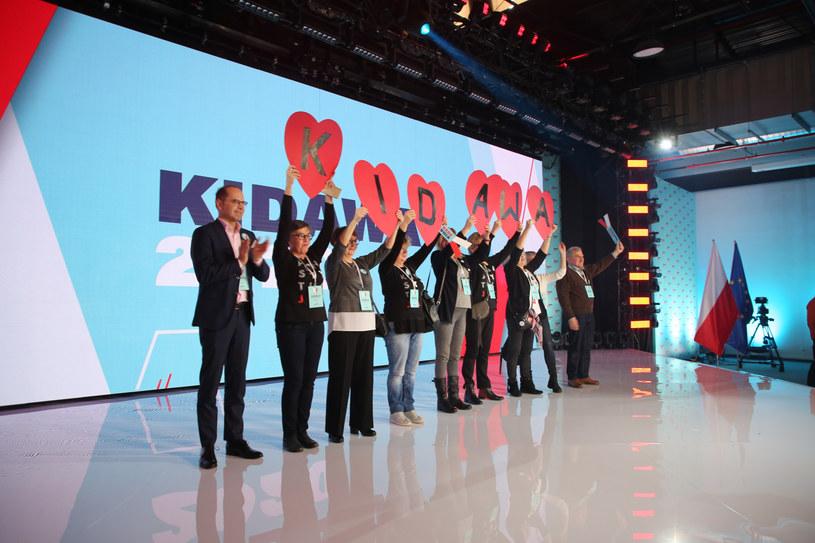 Małgorzata Kidawy-Błońska to kandydatka KO na prezydenta /Piotr Molecki/East News /East News