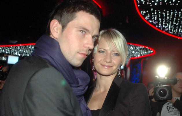 Małgorzata Kożuchowska, Bartek Wróblewski /fot.Marek Ulatowski  /MWMedia