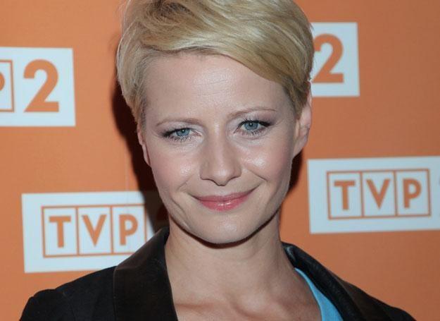 Małgorzata Kożuchowska definitywnie pożegnała się z rolą Hanki Mostowiak / fot P. Wrzecion /MWMedia
