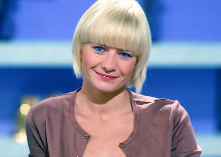 Małgorzata Kożuchowska gra w serialu Hankę Mostowiak, fot. Andras Szilagyi /MWMedia