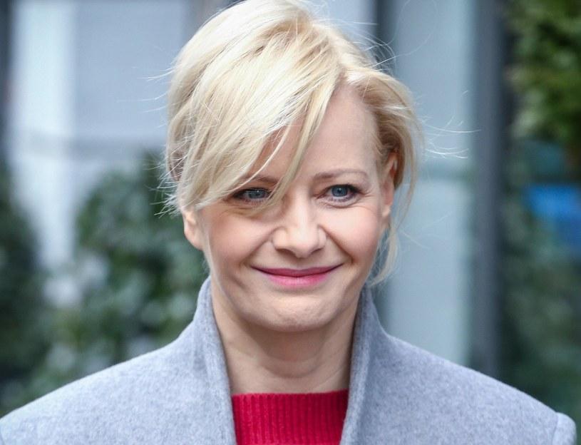 Małgorzata Kożuchowska jest jedną z najchętniej obserwowanych przez internautów gwiazd /Kamil Piklikieiwcz /East News