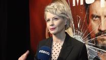 """Małgorzata Kożuchowska: """"Motyw"""" wchodzi podkorowo"""