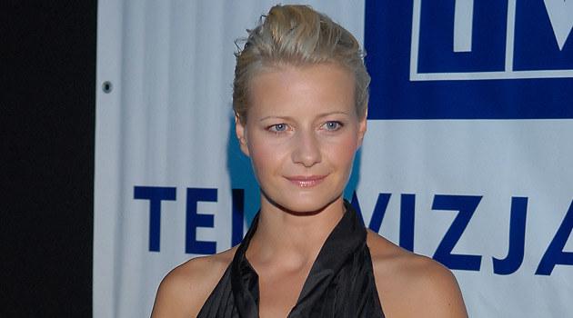 Małgorzata Kożuchowska na Gali TVP, fot. Andrzej Szilagyi  /MWMedia