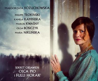 """Małgorzata Kożuchowska na plakacie filmu """"Czyściec"""""""