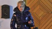 Małgorzata Kożuchowska na planie nowej produkcji przeszła wielką metamorfozę!