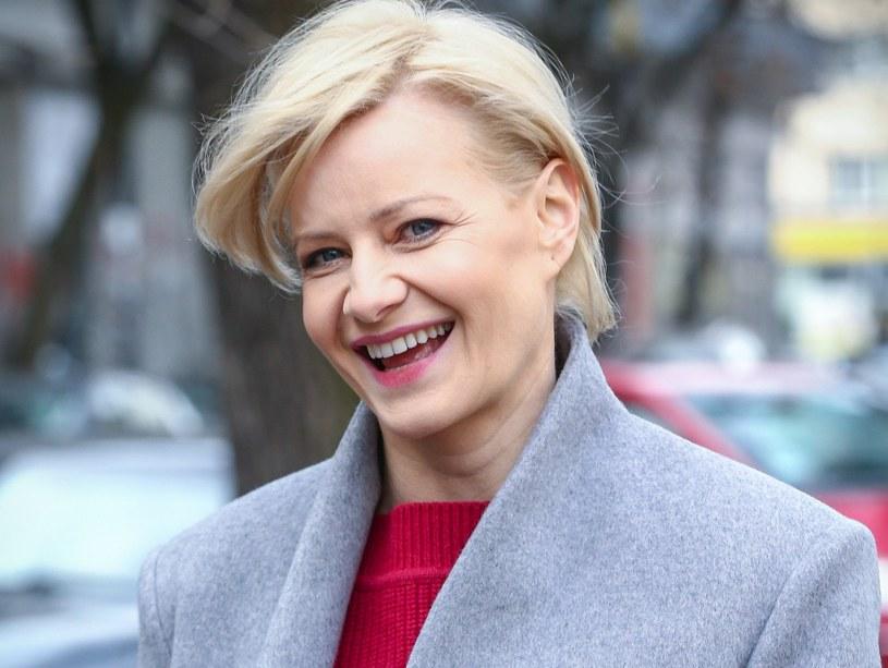 Małgorzata Kożuchowska spędziła długi weekend na Mazurach /Kamil Piklikiewicz/East News /East News