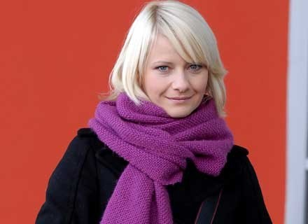Małgorzata Kożuchowska stawia na uśmiech, fot. Andrzej Szilagyi /MWMedia