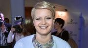 Małgorzata Kożuchowska szczęśliwa. Kolacja z nią zlicytowana za...