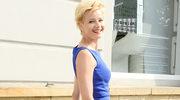 Małgorzata Kożuchowska w niebieskiej sukience za 10 tys. złotych!