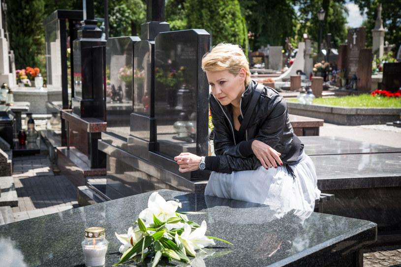 """Małgorzata Kożuchowska w premierowym odcinku 4. sezonu """"Drugiej szansy"""" /Agnieszka K. Jurek /TVN"""